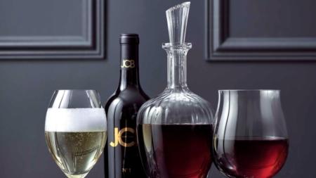 Baccarat Passion Collection: bicchieri e decanter per vino e champagne