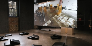 Bottega Veneta Open Format: l'installazione di video art con SSENSE