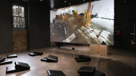 Bottega Veneta Open Format: l'installazione di video art con SSENSE