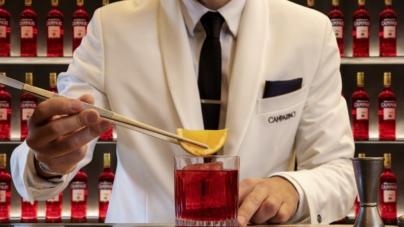 Camparino in Galleria Milano: il Pan'cot di Davide Oldani, riapre la casa dell'aperitivo