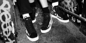 Converse Pleasures Pro Leather: la capsule dal mood punk-rock