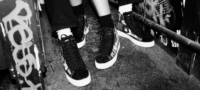 Converse Pleasures Pro Leather