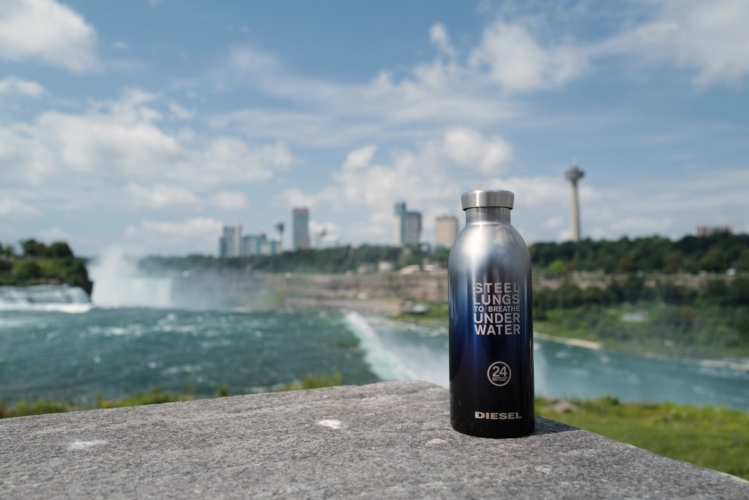 Diesel 24Bottles 2019: l'esclusiva edizione speciale della Clima Bottle
