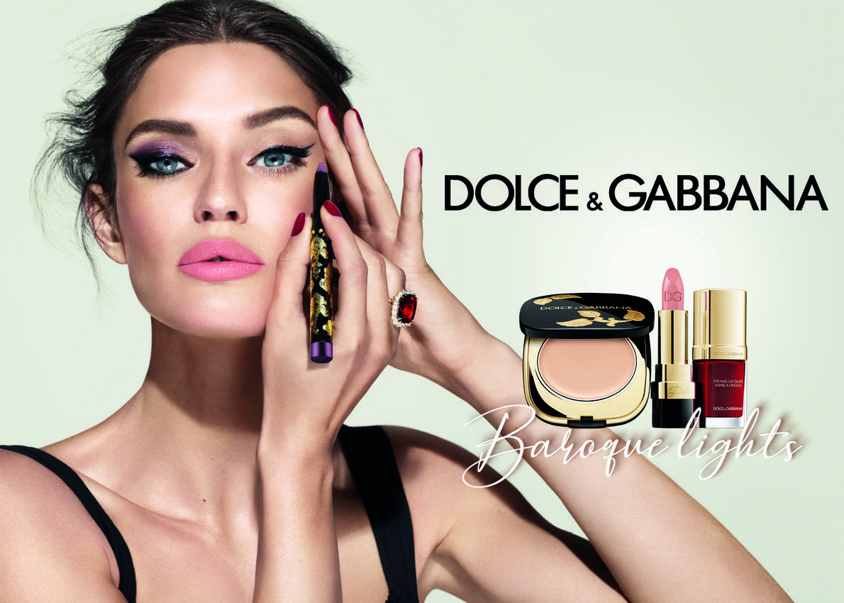 Dolce & Gabbana make up Natale 2019