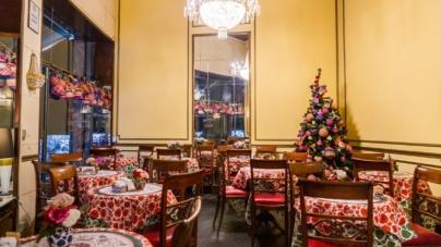 La DoubleJ Pasticceria Cucchi Natale 2019: la gioiosa personalizzazione per le festività