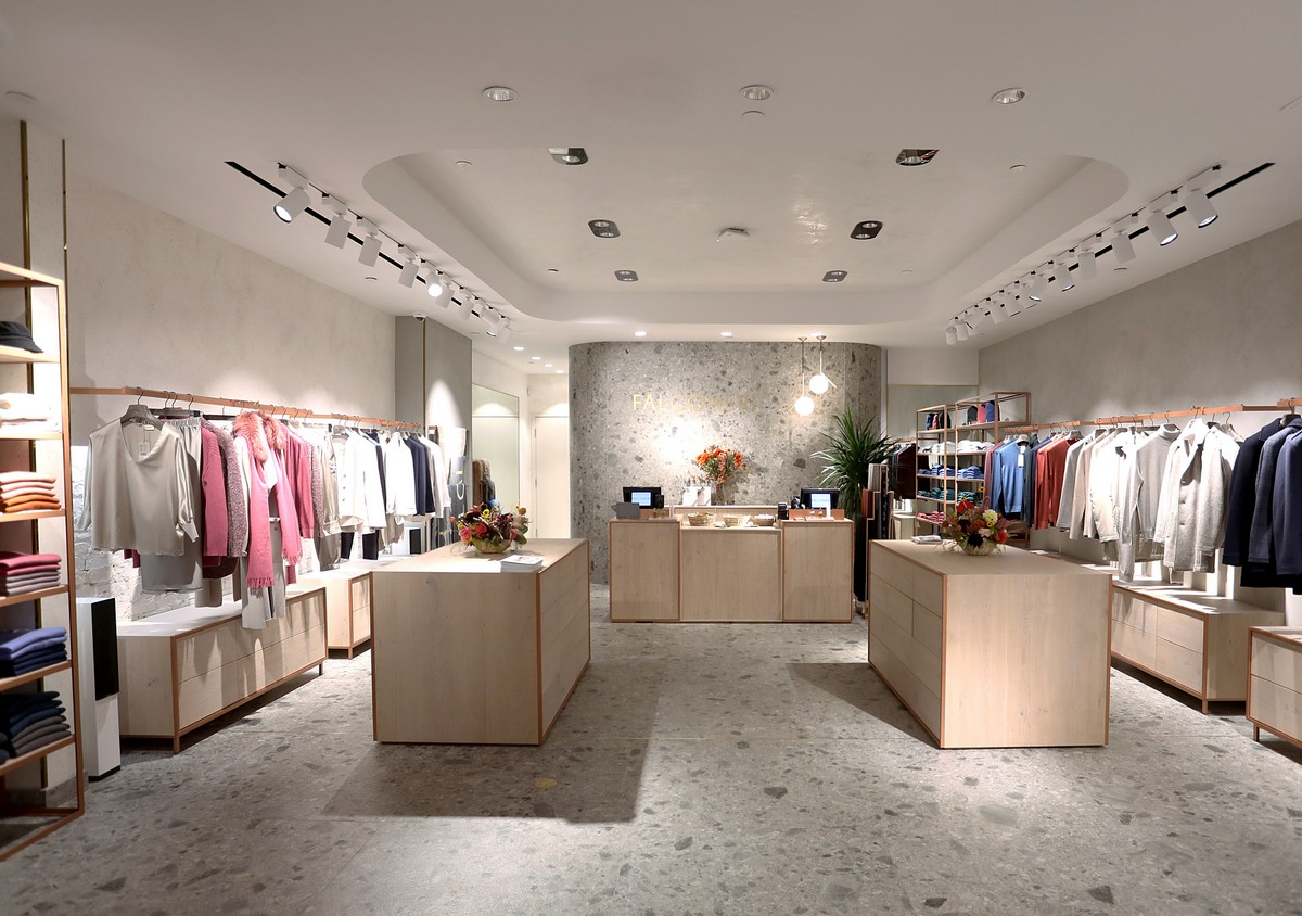 Falconeri boutique New York