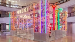 Gucci Pin temporary store: i nuovi pop-up immersivi ed interattivi