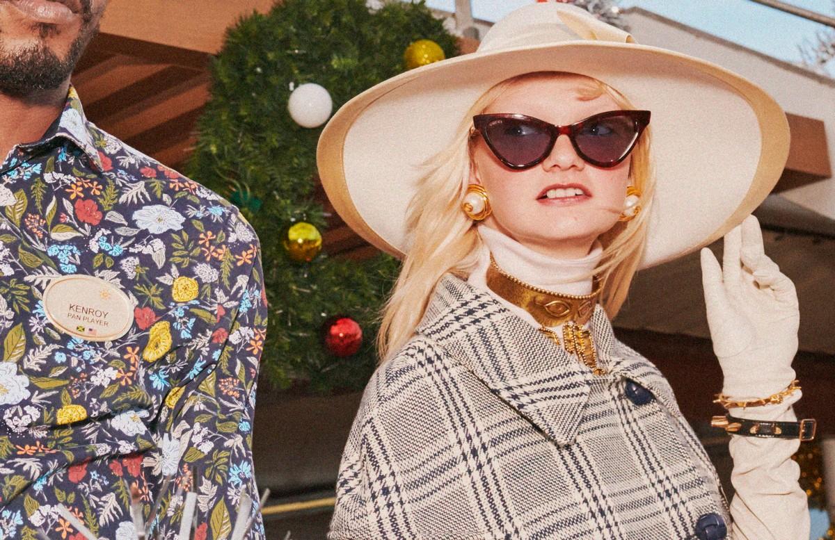 Gucci campagna natale 2019