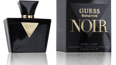 Guess profumo Seductive Noir: le nuove fragranze per lui e per lei