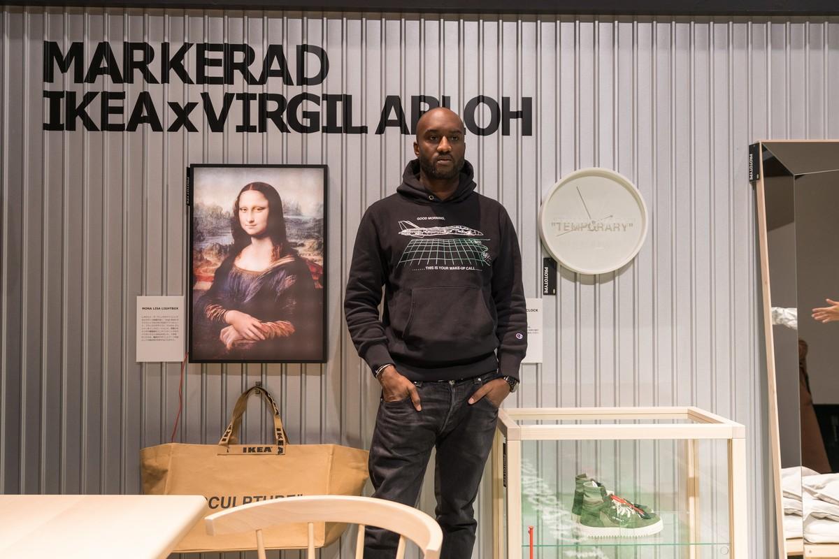 Ikea Virgil Abloh Markerad