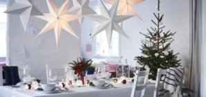 Ikea collezione Natale 2019: la serie Vinter con luci natalizie e addobbi per la tavola