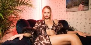 Kristina Ti capsule VM18: la nuova sensualissima proposta lingerie