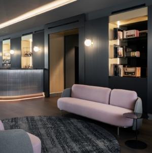 La Suite Matera Hotel: wallcovering e tessuti firmati Vescom scelti dallo Studio Marco Piva