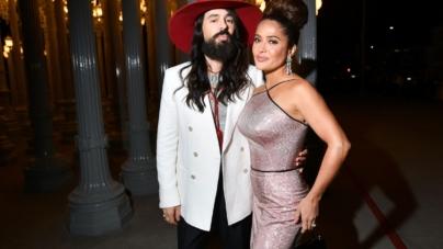 Lacma Gala 2019 Gucci: tutti i look delle celebrity, da Zoe Saldana a Naomi Campbell