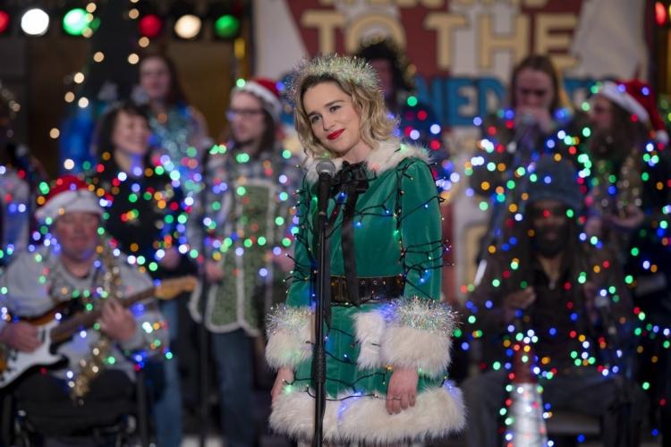 Last Christmas film 2019