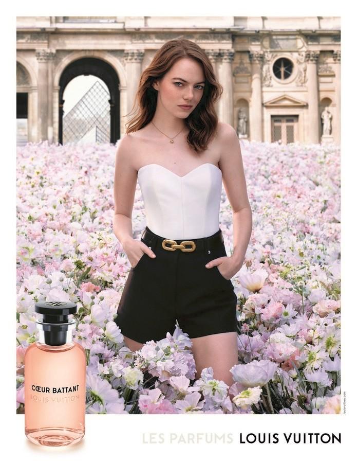 Louis Vuitton Emma Stone profumo