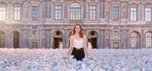 Louis Vuitton Emma Stone profumo: Cœur Battant, la nuova campagna tra Capri e Parigi