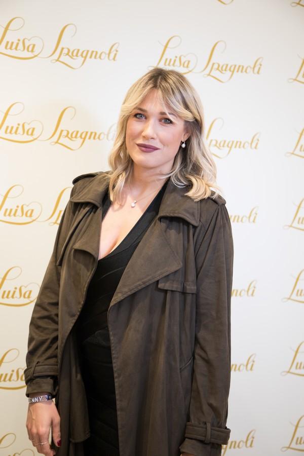 Luisa Spagnoli via Frattina Roma