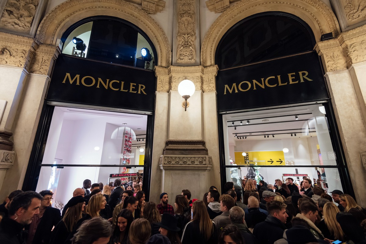 Moncler House of Genius Milano
