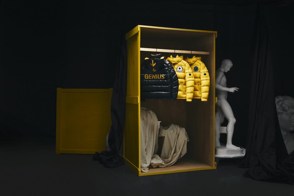 Moncler House of Genius collezione