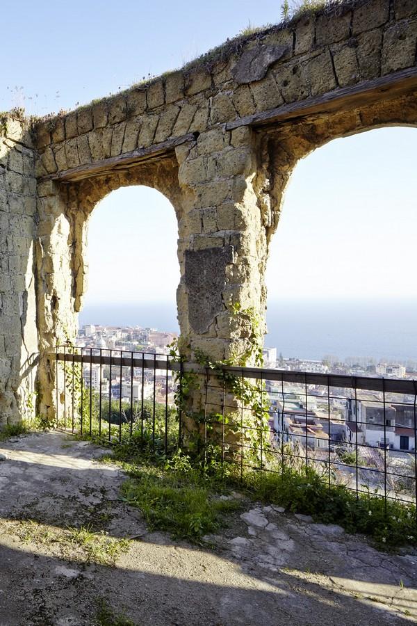 Napoli collina del Vomero