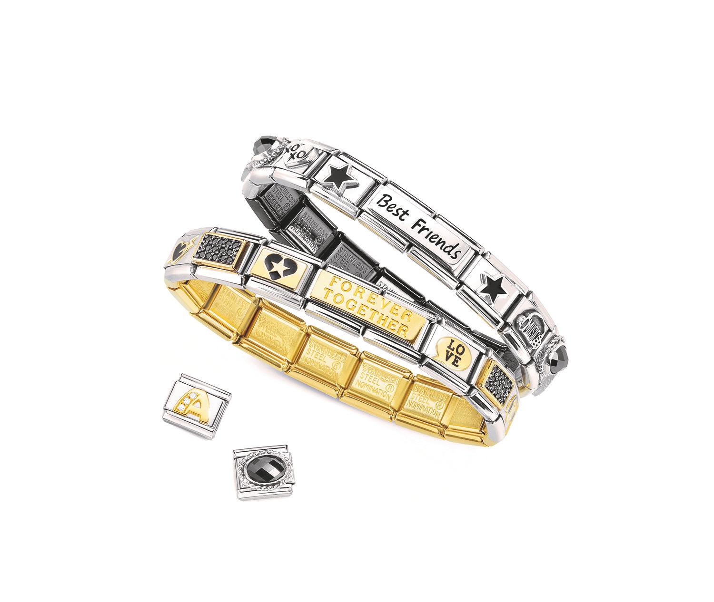 Nomination gioielli bracciale Composable