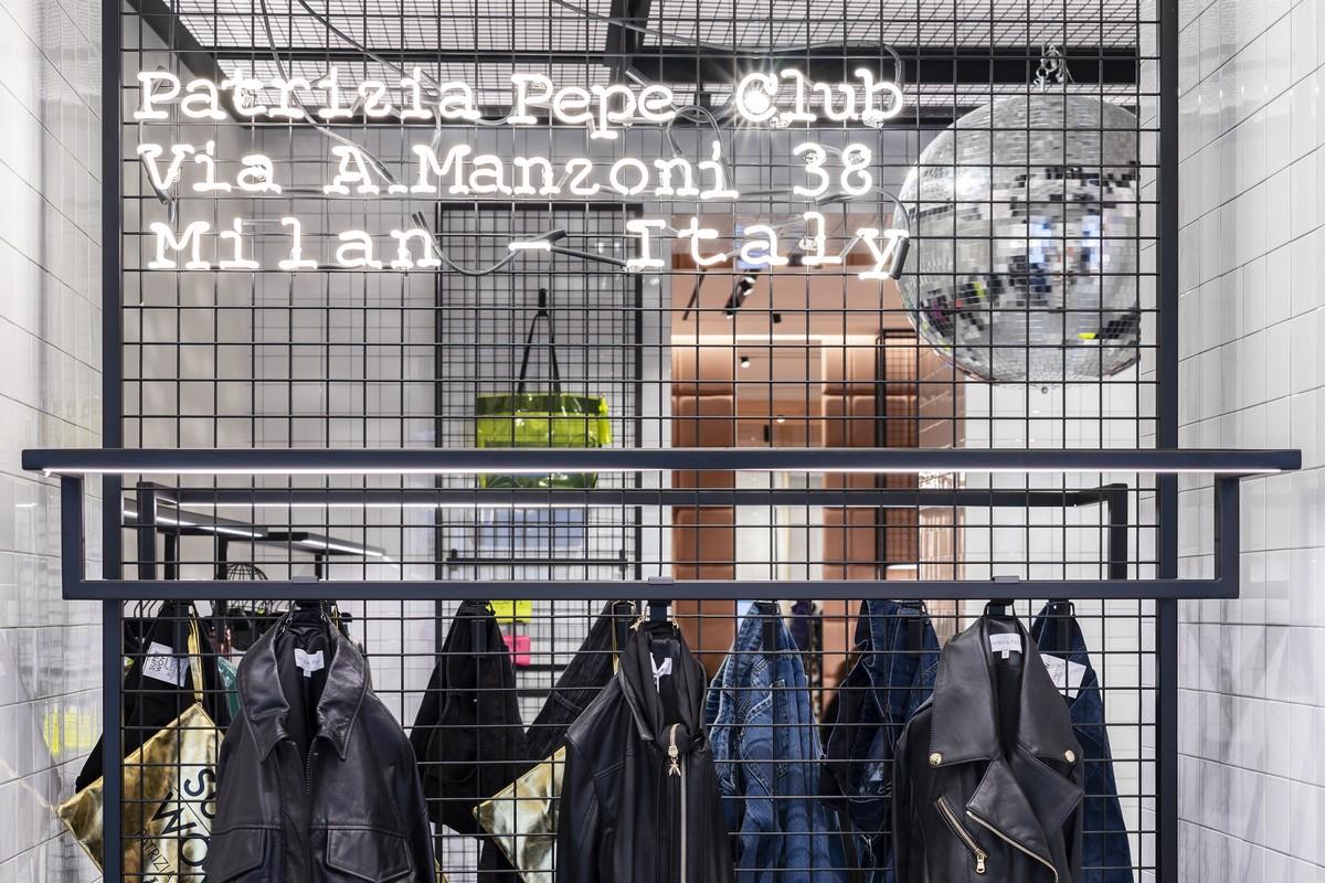 Patrizia Pepe Milano via Manzoni