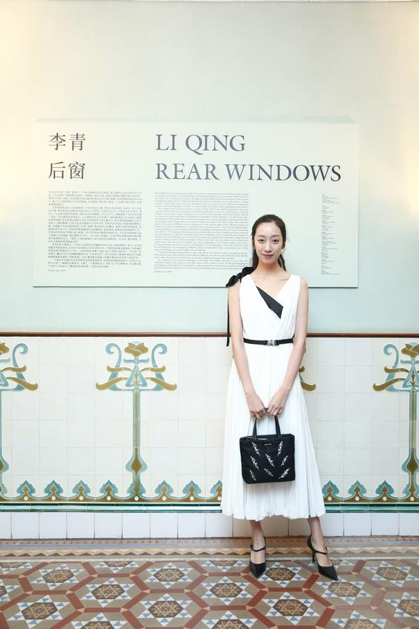 Prada Rong Zhai Rear Windows