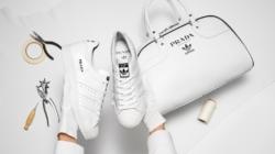 Prada adidas Limited Edition: la Prada Superstar e la borsa Prada Bowling