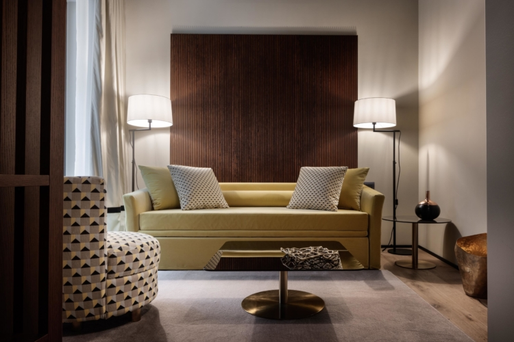 """Speronari Suites Milano: il nuovo """"place to be"""" nel cuore della capitale del design"""