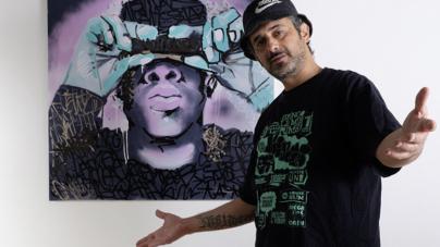 Street Art In Store mostra Tributes: musica ed arte, la monografica di El Crespo aka Esa