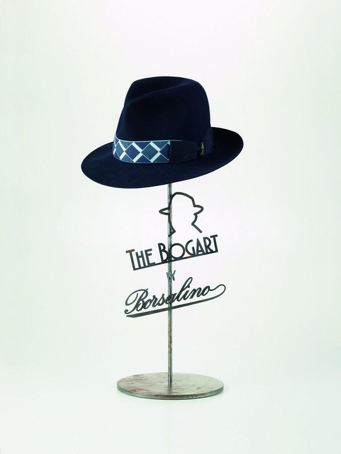 The Bogart by Borsalino Cut 3