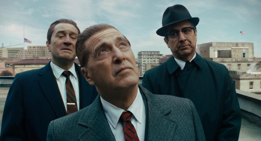 The Irishman Netflix: l'epica saga sulla criminalità organizzata firmata Martin Scorsese