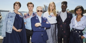 Tommy Hilfiger Australia: il party in puro style newyorkese con Lucky Blue Smith