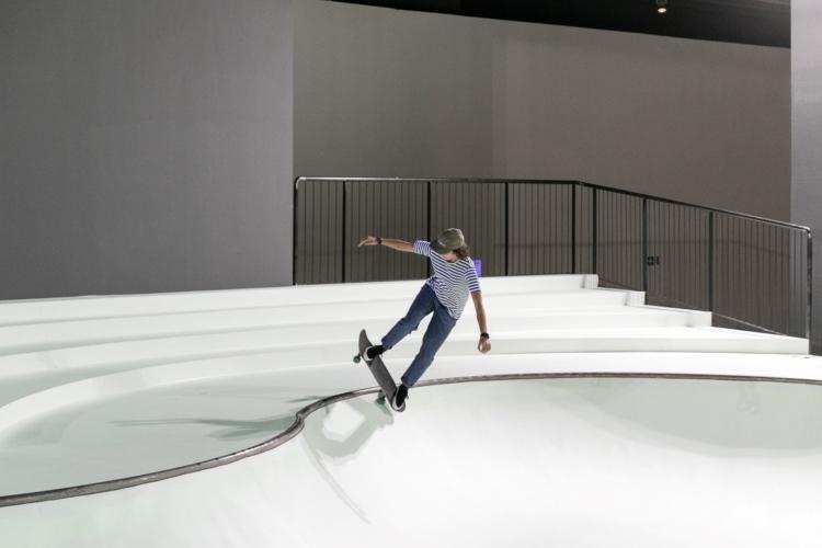 Triennale Milano OooOoO Skatepark