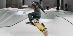 Triennale Milano OooOoO Skatepark: l'installazione site specific esperienziale e partecipativa