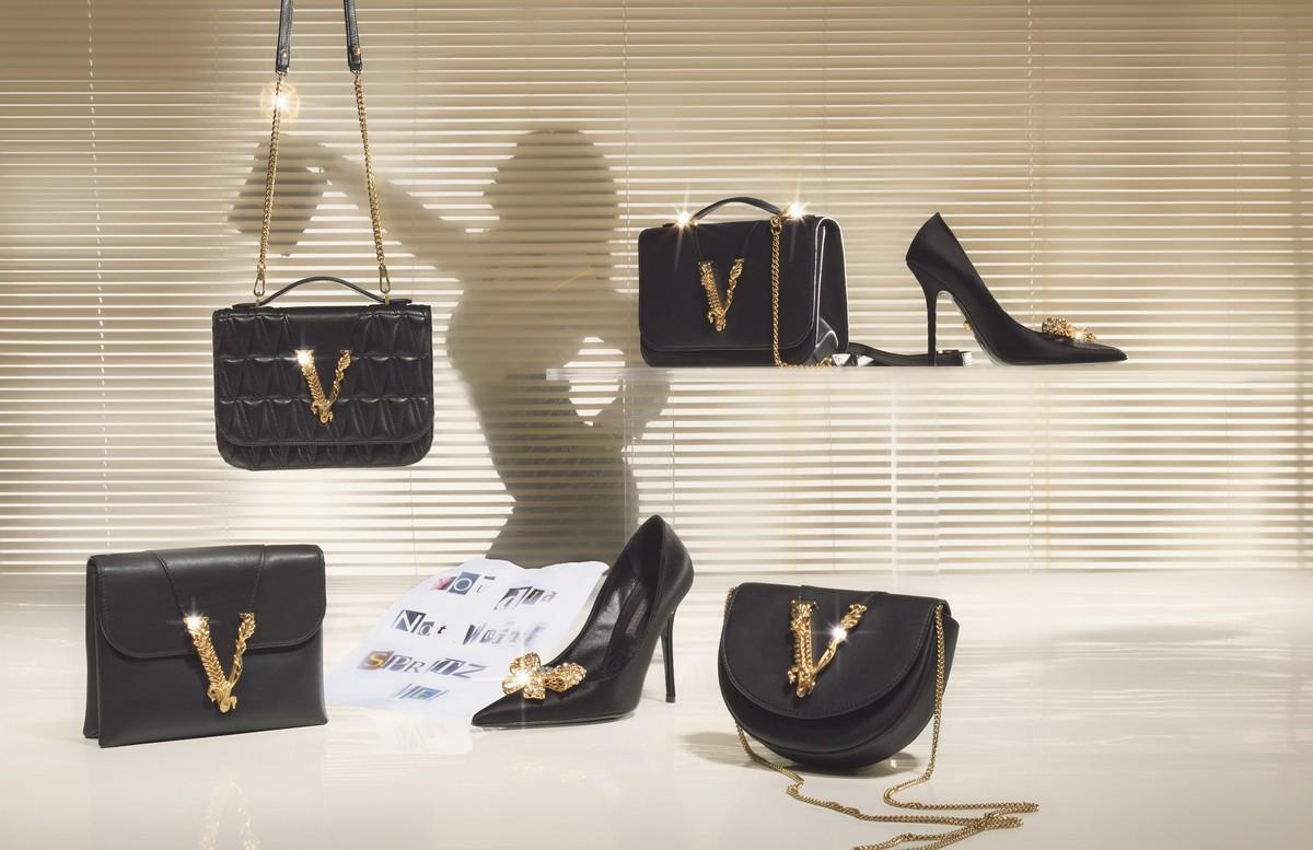 Versace collezione Natale 2019