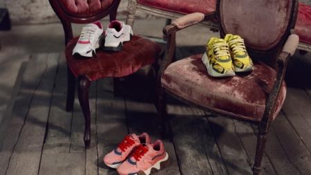 Versace sneaker Squalo 2019: dettagli innovativi per l'autunno inverno 2019