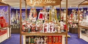 Addobbi Natale 2019 Rinascente: si accende la magia con luci, carillon e alberi