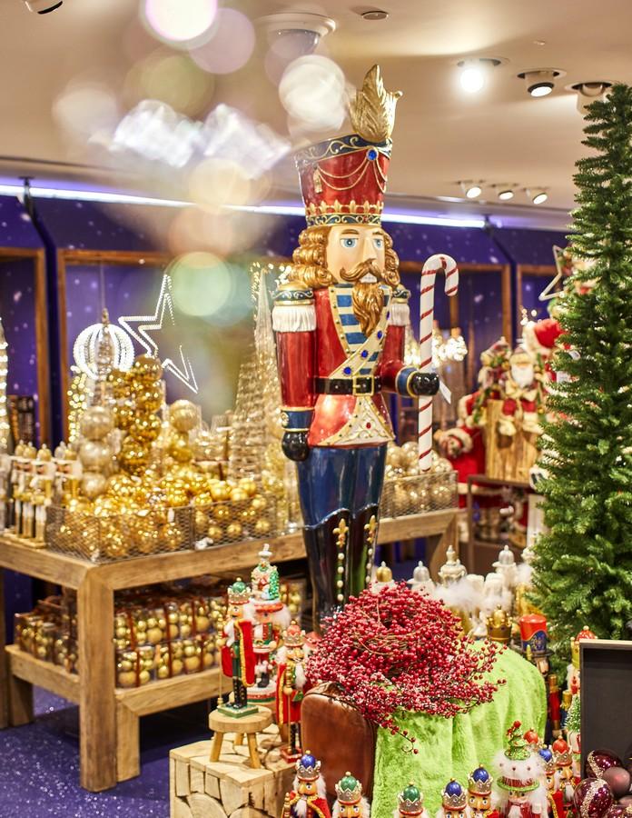 Addobbi Natale 2019 Rinascente