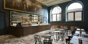 Arredamento design ristoranti: sedie, sgabelli e tavoli firmati Pedrali
