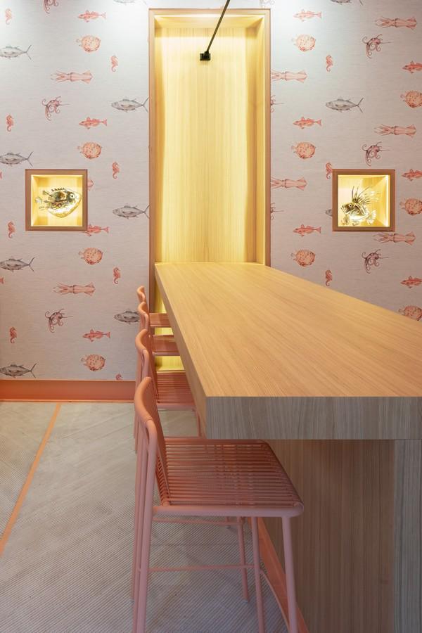 Arredamento design ristoranti