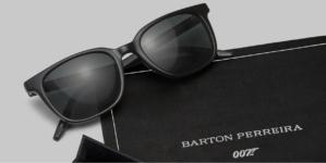 Barton Perreira No Time To Die: gli occhiali da sole di James Bond