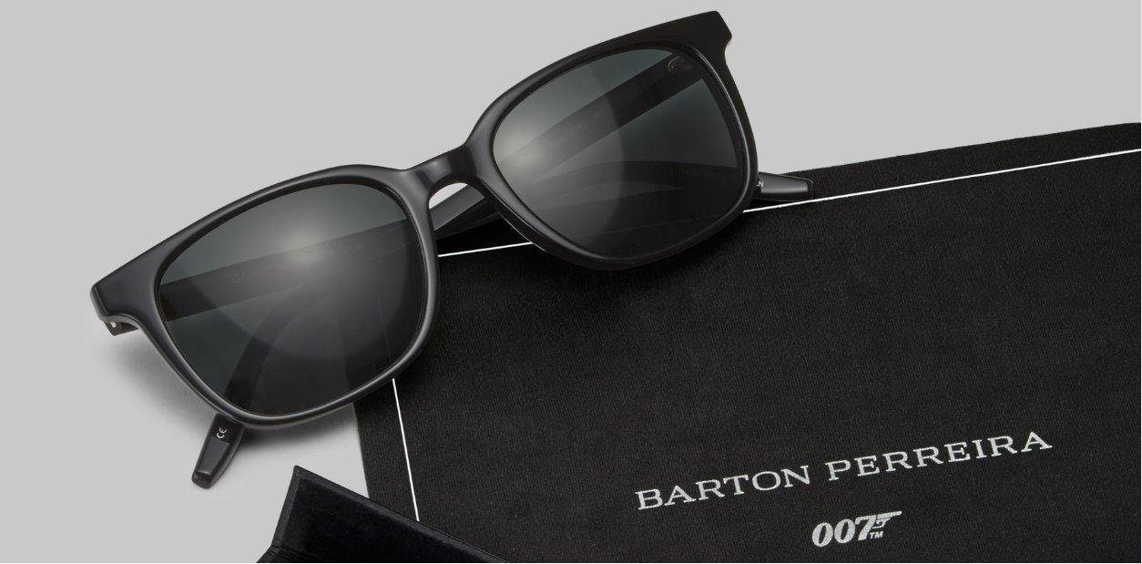 Barton Perreira No Time To Die