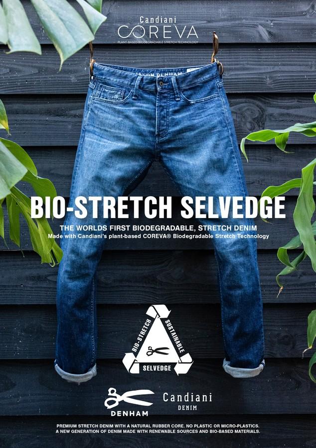 Candiani Denim jeans biodegradabili