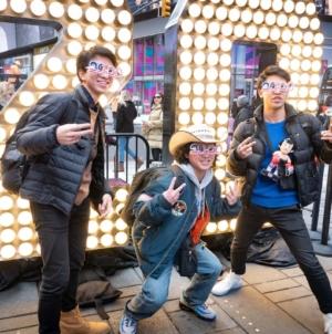 Capodanno 2020 New York live stream: la diretta video da Times Square