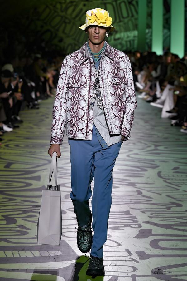 Dior Uomo autunno 2020