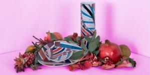 Emilio Pucci Rosenthal collezione 2019: la riedizione limitata di piatti e vasi