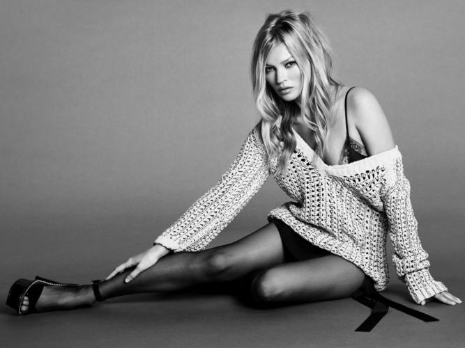 Ermanno Scervino Kate Moss: la campagna primavera estate 2020