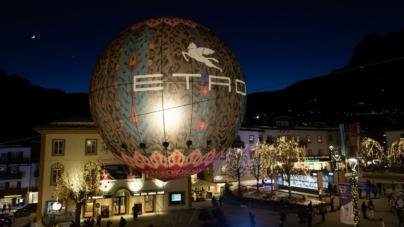 Etro Ski Club Cortina 2019: la capsule collection con Franz Kraler